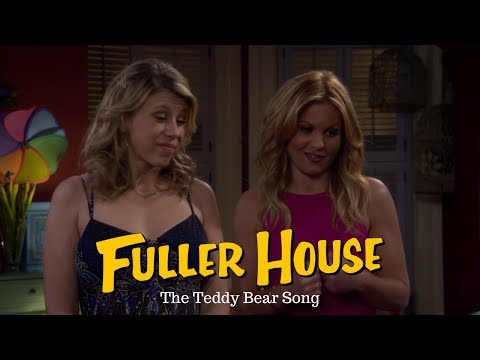 Fuller House | Teddy Bear Song Scene [HD] | Netflix