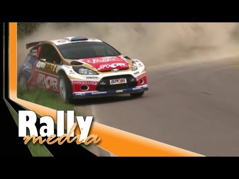 WRC ADAC Rallye Deutschland 2011 (HD) - WRC Rally Germany 2011