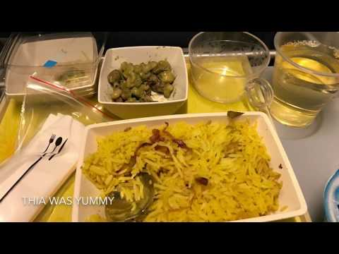 TRIP REPORT | JET AIRWAYS B737 | ECONOMY CLASS | HYDERABAD - ABU DHABI