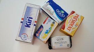 크림치즈 ,버터 보관하는 방법 그리고 사용하고 남은 생…