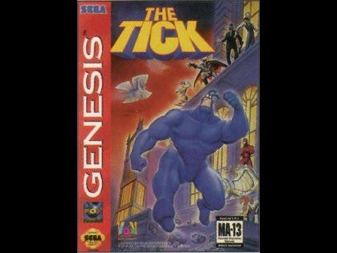 The Tick (Sega Genesis)