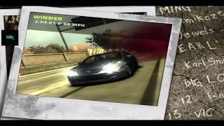 Need for Speed Most Wanted Walkthrough Part 3 - BLACKLIST 15 (PINK SLIP)