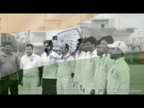 Independent Day celebrations by Columbia cricket club