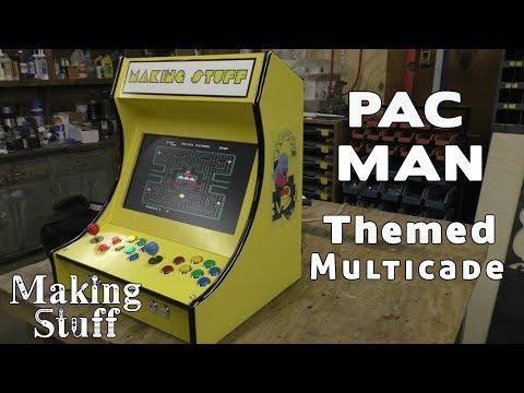 Mame Arcade Cabinet Build