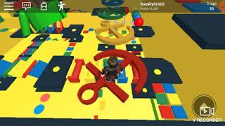 Roblox Obby We play further