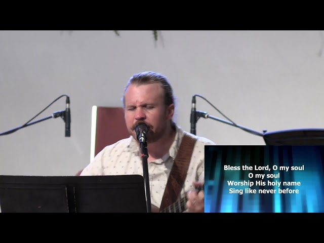 2021.08.29 Contemporary Worship Service