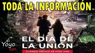 EL DÍA DE LA UNIÓN PELÍCULA SOBRE LA SOLIDARIDAD DE MÉXICO EN EL TERREMOTO DE SEPTIEMBRE DE 1985