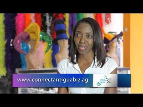 Costume Island Antigua insight through Connect Antigua and Barbuda Biz