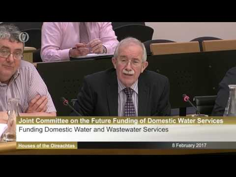 Funding Domestic Water and Wastewater 08 February 2017