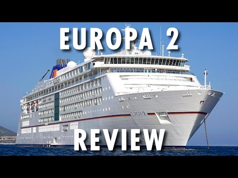 EUROPA 2 Tour & Review ~ Hapag-Lloyd Cruises ~ Cruise Ship Tour & Review