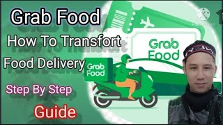 how to grab transport & food delivery step by step guide screenshot 4
