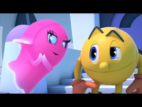 PACMAN X PINKY 2 (Sponsored By PiZap)