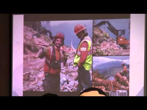 North Island Employment Forestry Forum Sept. 2015