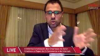A Internacionalização das Empresas no Setor Criativo e o Papel do E-Commerce e da Internet.