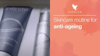 Target ageing skin with Infinite by Forever | Forever Living UK & Ireland