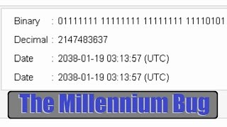 The Millennium Bug Explained (Year 2000 Problem)