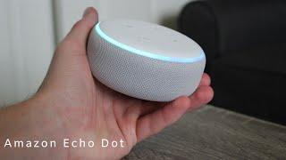 Amazon Echo Dot 3 Review - The Best Smart Speaker?