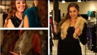 Rock a Faux Fur Vest Like Nicole Richie and Rihanna!