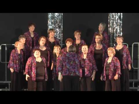 Champlain Valley Sweet Adelines  10-19-13