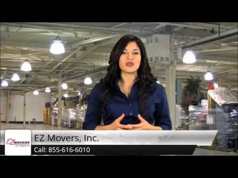 Springfield IL Moving Company | 855-616-6009 | E-Z Movers Moving Service