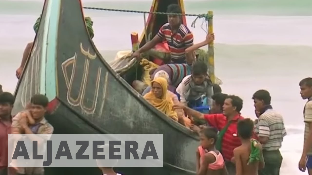 Rohingya: Hate speech, lies and media misinformation - The Listening Post (Full)