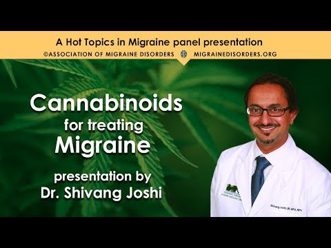 Spotlight on Migraine Episode 17 Cannabis for Treating Migraine and Cluster Diseases