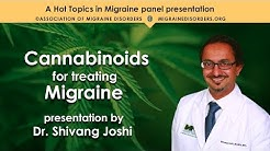 Spotlight on Migraine - Episode 17 - Cannabis for Treating Migraine and Cluster Diseases