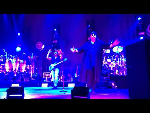 Toto live 2018 - Hold the line ( Live in Skopje)