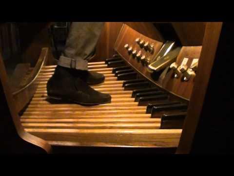 Johann Sebastian Bach - Preludio e Fuga...