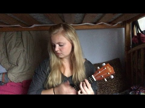 Love Song (Sara Bareilles) - Ukulele Cover
