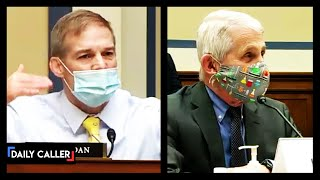 'Shut Your Mouth!': Sparks Fly Between Jim Jordan, Dr. Fauci And Maxine Waters