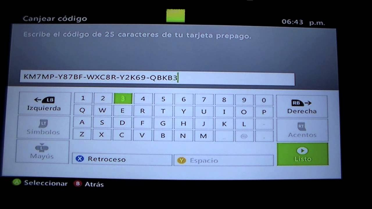 Gta V Codigos Xbox 360