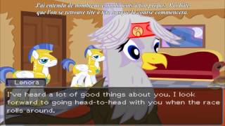 (Vostfr) Phoenix Wright / My Little Pony FIM - Turnabout Storm [Part 5/4] FINALE