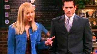 Monica, Chandler and Phoebe find a guy for Rachel (Season 6 Episode 19)
