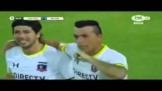 Colo Colo 1 - 0 Melgar Copa Libertadores 2016