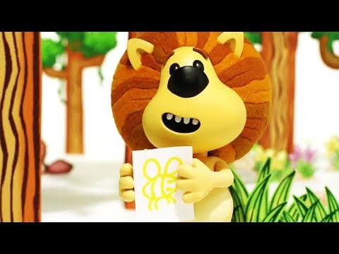Raa Raa The Noisy Lion | The Big Book Of Noises | Full Episodes | Cartoon For Kids
