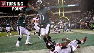 Battle of the Birds Ends with a Clutch Red Zone Stop (NFC Divisional Round)   NFL Turning Point