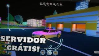 SERVIDOR VIP GRÁTIS! -Jailbreak Roblox