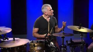 Ben Sesar - Building Musical Freedom On The Drums (FULL DRUM LESSON)