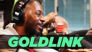 GoldLink Explains His Survivor's Guilt + DC's Go-Go Music