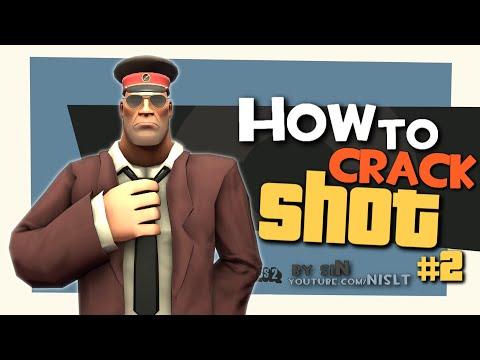 TF2: How to Crack Shot #2 [Epic GamePlay/Airshot]