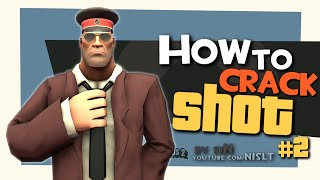 TF2: How to Crack Shot #2 [Epic GamePlay/Airshot]
