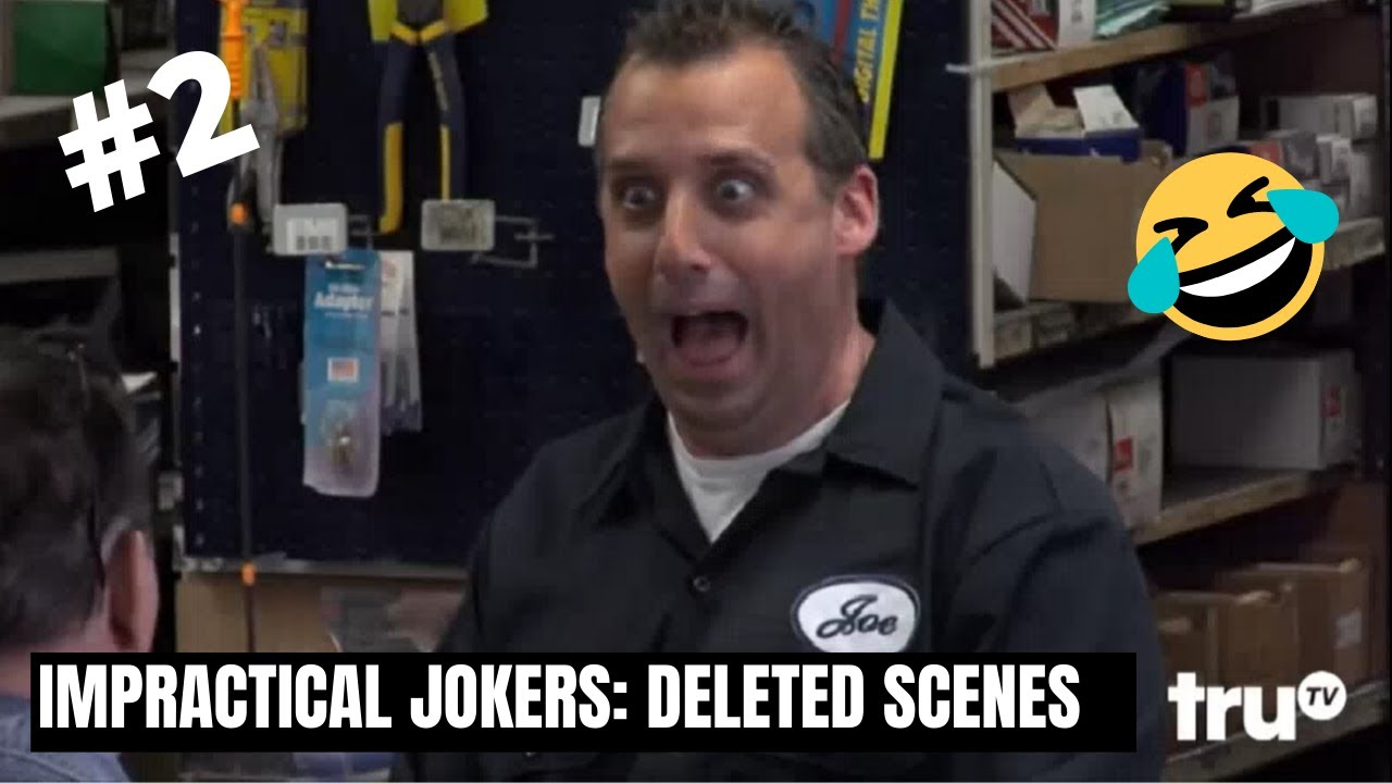 Impractical Jokers: Deleted Scenes Compilation🤣   Fan Choice   Part #2