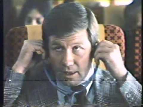 James Hampton 1977 United Airlines Commercial