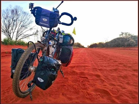 Bicycle Touring Kings Canyon Alice Springs