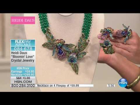 HSN | Heidi Daus Jewelry Designs 05.17.2017 - 05 PM
