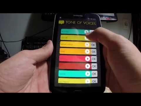 Aplicativo de Mudar a Voz para Android, Iphone, Tablet e Whatsapp Voice Changer