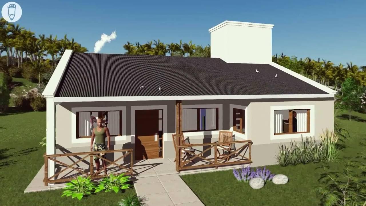 Planos de casas sierra negra planosdecasas youtube for Disenos de casas 6x15
