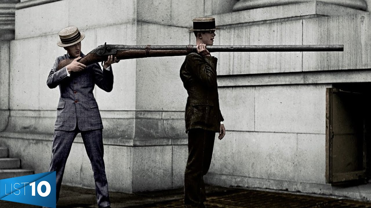 10 Ridiculously Big Guns That People Really Use