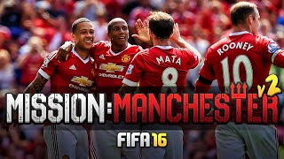 Mission manchester v2 e01 | a fifa 16 road to glory!!!